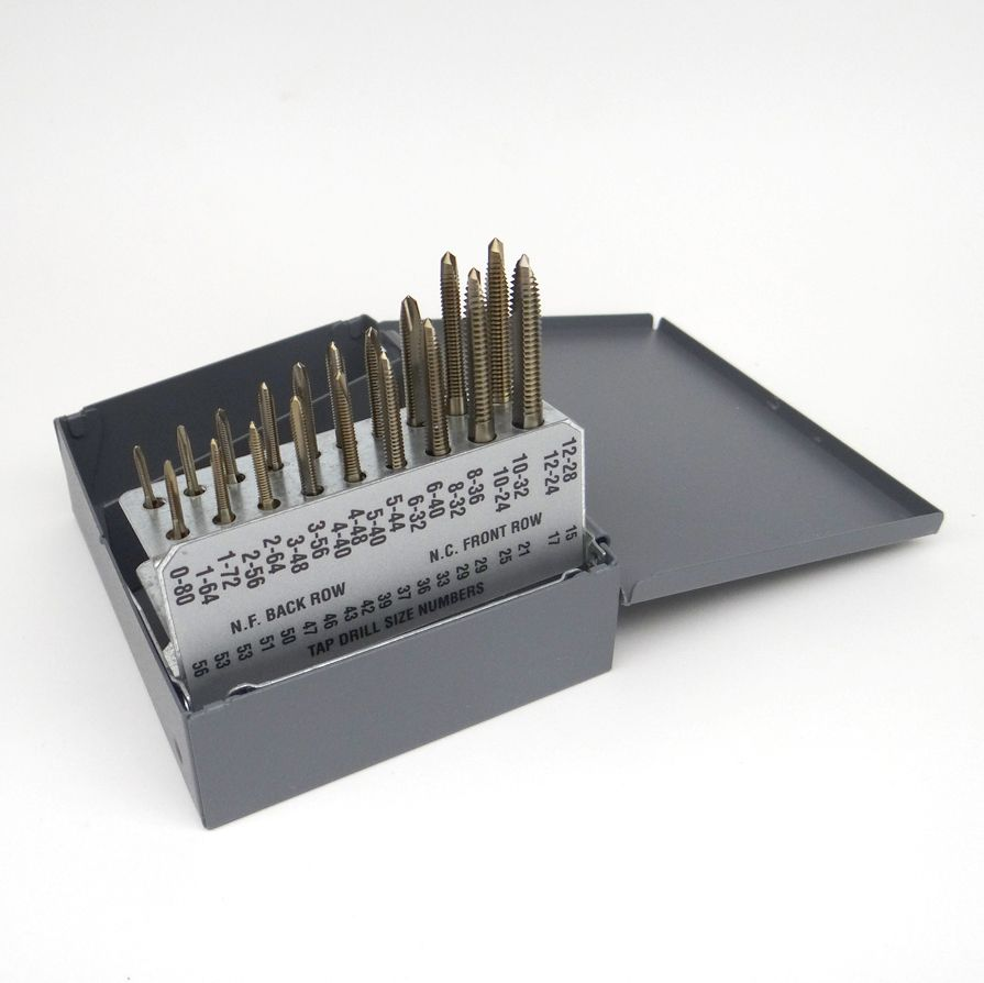 KnKut Performance KK18TDNC National Course Tap and Drill Bit Set